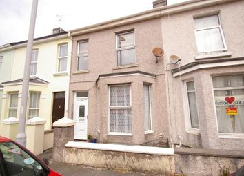 Thumbnail 2 bedroom terraced house for sale in Grenville Road, Plymouth