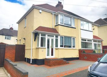 Thumbnail 2 bedroom semi-detached house for sale in Tunnel Road, West Bromwich, West Midlands