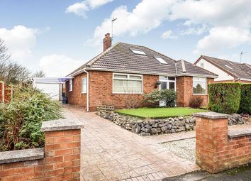 Thumbnail 3 bed bungalow for sale in Manor Drive, Great Boughton, Chester
