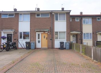 Thumbnail 3 bed terraced house for sale in Ollerton Road, Wilmslow