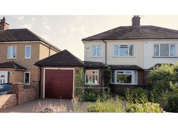 Thumbnail 3 bed semi-detached house for sale in Plantation Road, Amersham