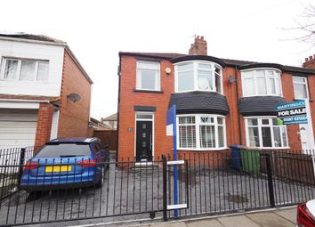 Thumbnail 3 bed semi-detached house for sale in Thames Road, Redcar