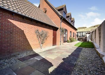 Thumbnail 4 bed detached house for sale in Clink Lane, Sea Palling, Norwich