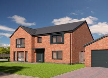 Thumbnail 4 bedroom detached house for sale in The Kinnear Devongrange, Sauchie, Alloa, Clackmannanshire