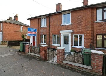 Thumbnail 2 bed terraced house for sale in Victoria Road, Diss