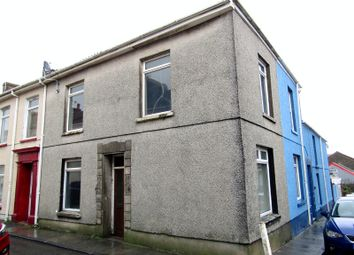 Thumbnail 3 bed end terrace house for sale in Parc Y Minos Street, Burry Port, Carmarthenshire.