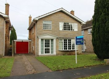 Thumbnail 3 bed detached house to rent in Stillington Road, Huby, York