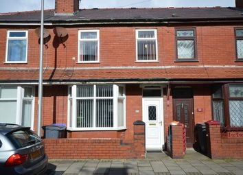 Thumbnail 3 bed terraced house for sale in Hodder Avenue, Blackpool