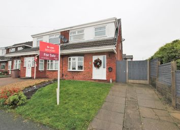 Thumbnail 3 bed semi-detached house for sale in Tobermory Close, Haydock, St. Helens