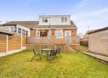 Thumbnail 3 bed semi-detached bungalow for sale in Scott Green Grove, Gildersome, Leeds