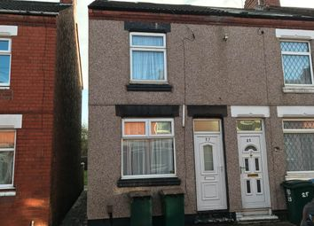 Thumbnail 2 bed end terrace house to rent in St Thomas Road, Longford, Coventry