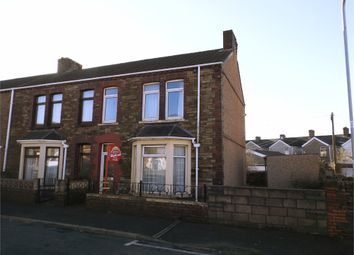 Thumbnail 3 bedroom end terrace house for sale in Cambrian Place, Port Talbot, West Glamorgan