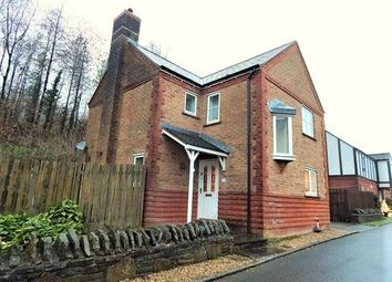 Thumbnail 3 bed detached house for sale in Hafod Lane, Victoria, Ebbw Vale
