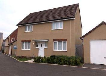 Thumbnail 3 bed detached house to rent in Catcott Road, Wells
