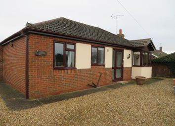 Thumbnail 3 bed bungalow for sale in Dawsmere Road, Gedney Drove End, Spalding, Lincs