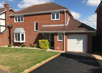 Thumbnail 4 bed detached house for sale in Orchid Close, Stapenhill, Burton-On-Trent