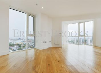 Thumbnail 3 bed flat for sale in Sky View Tower, 12 High Street, Stratford