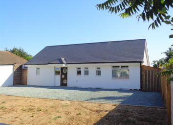 Thumbnail 3 bed detached bungalow for sale in Sea Lane, Pagham, Bognor Regis