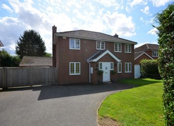 Thumbnail 4 bed detached house to rent in Ludborough Park, Ludborough