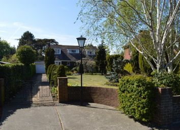 Thumbnail 2 bed detached house for sale in Landguard Manor Road, Shanklin