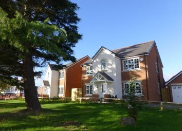 Thumbnail 4 bed detached house for sale in Plot 9, The Conway, Maes Helyg, Llangollen