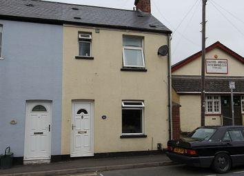 Thumbnail 3 bedroom end terrace house for sale in Wonford Street, Exeter, Devon