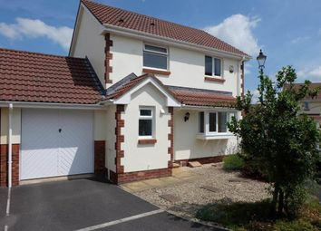 3 bed link-detached house for sale in Hele Rise, Roundswell, Barnstaple EX31