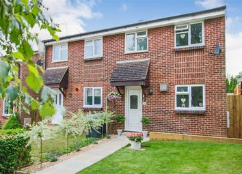 Thumbnail 3 bed semi-detached house for sale in Aviary Way, Crawley Down, West Sussex
