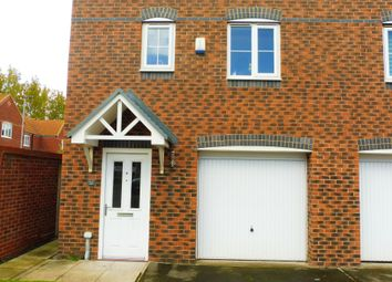 Thumbnail 3 bedroom semi-detached house for sale in Turnbull Way, Middlesbrough
