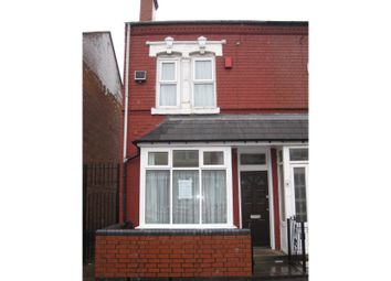 Thumbnail 4 bedroom terraced house for sale in Jackson Road, Birmingham