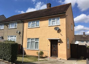 Thumbnail 3 bed semi-detached house for sale in Chippenham Road, Harold Hill, Romford