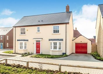 Thumbnail 4 bedroom detached house for sale in Sandown Road, Bicester, Oxfordshire
