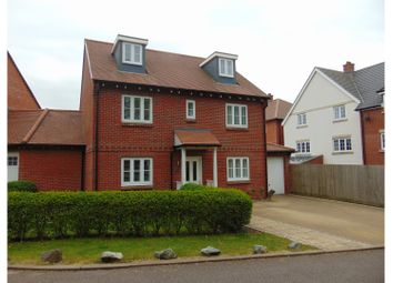 Thumbnail 5 bedroom detached house for sale in Kingshill Crescent, High Wycombe