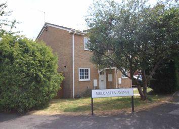 Thumbnail 2 bed semi-detached house for sale in Mulcaster Avenue, Grange Park, Swindon