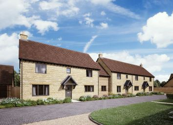 Thumbnail 2 bed terraced house for sale in Park Farm Place, Northmoor, Near Standlake