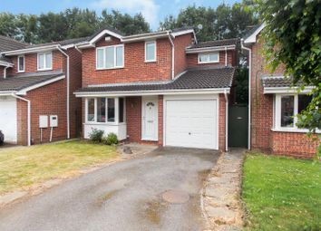 Thumbnail 3 bed detached house for sale in Stamford Close, Long Eaton, Nottingham
