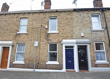 Thumbnail 2 bed terraced house for sale in York Street, Carlisle