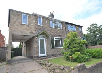 Thumbnail 3 bed semi-detached house for sale in Elton Road North, Nottingham
