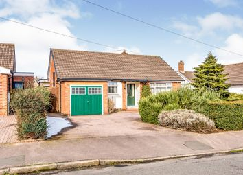 Thumbnail 3 bed detached bungalow for sale in Redlock Field, Lichfield