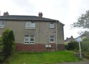 Thumbnail 2 bed flat for sale in Herriot Street, Coatbridge