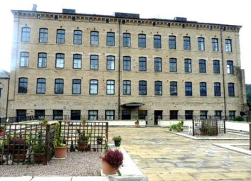 Thumbnail 2 bed flat to rent in The Mill, The Locks, Bingley