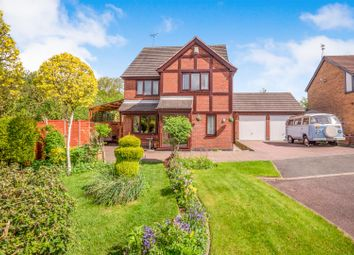 Thumbnail 4 bedroom detached house for sale in Brechin Close, Arnold, Nottingham