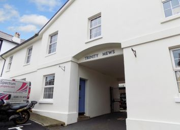 Thumbnail 1 bed flat to rent in Trinity Mews, Trinity Hill, Torquay