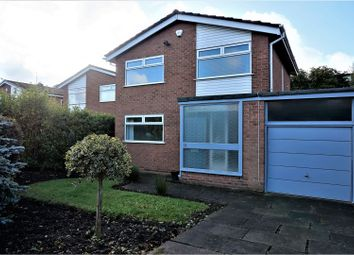Thumbnail 3 bed detached house to rent in Devonshire Drive, Alderley Edge