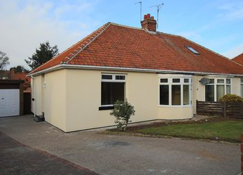Thumbnail 3 bedroom bungalow for sale in Hillfield Gardens, Sunderland