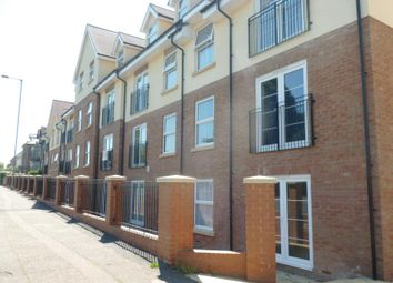 Thumbnail 2 bed flat to rent in Main Road, Harwich, Essex