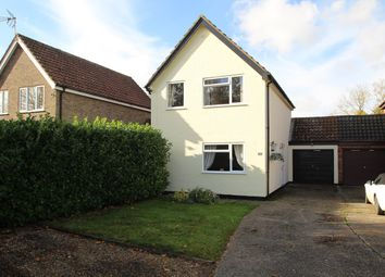 3 bed link-detached house for sale in Combs Green, Combs, Stowmarket IP14