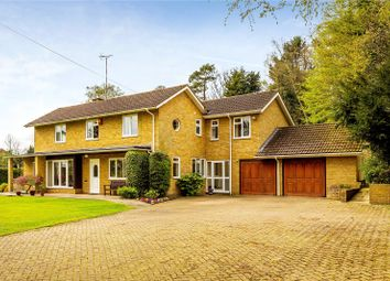 Thumbnail 5 bed detached house for sale in Alders Road, Reigate, Surrey