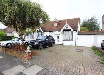 Thumbnail 6 bed semi-detached bungalow for sale in Levett Gardens, Ilford, Essex