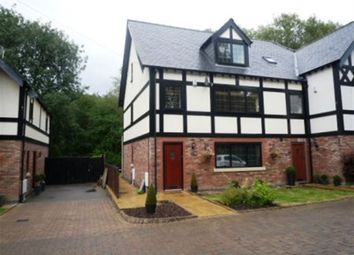 Thumbnail 4 bed semi-detached house to rent in Bridge Lane, Bramhall, Stockport